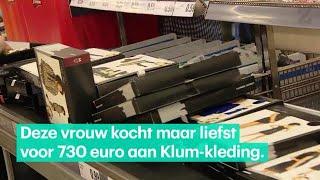 Heidi Klum bij Lidl: vrouw koopt voor €730 aan kle - RTL Z NIEUWS