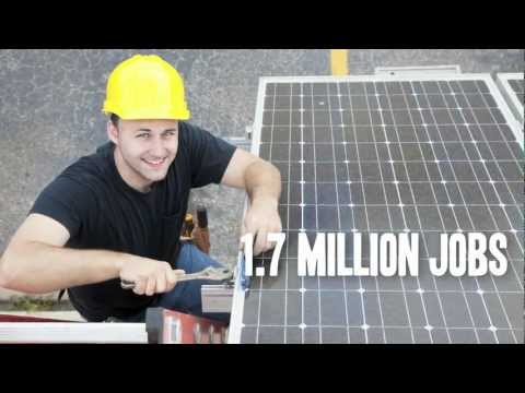 Clean Energy Victory Bonds - Invest In Our Future video