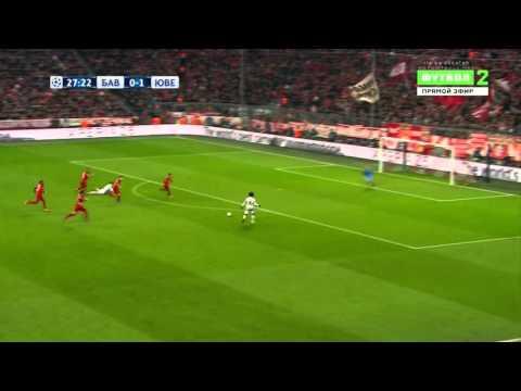 Alvaro Morata amazing skill run vs Bayern Munich - HD