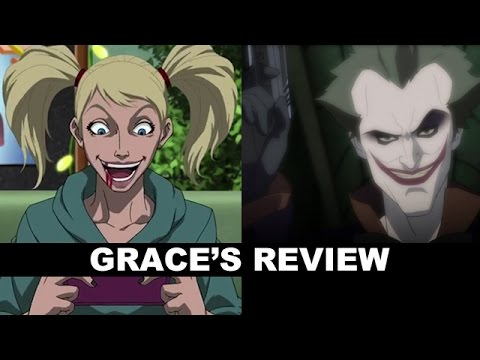 Batman Assault on Arkham Review! Harley Quinn! Joker! Killer Frost!
