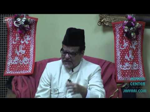 27th Ramazan 1434 Maulana Abid Bilgrami