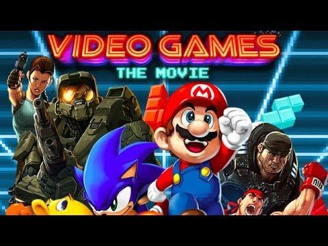 Vídeo Game. The Movie O Filme. Dublado PT.BR
