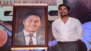 'Everyone laughed when Said I want to play for Sri Lanka' - Kumar Sangakkara