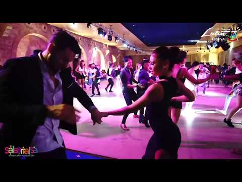 Jessica Patella - Romain Boulay Social Salsa | LLF-2017