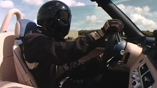 BMW Alpina road test & Black Stig lap (HQ) - Top Gear - BBC