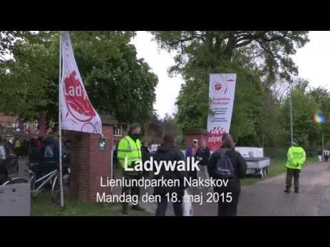 Ladywalk 2015 - Lienlundparken Nakskov