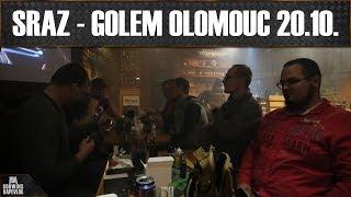 Sraz Olomouc - Bar u Golema - 20.10.2018