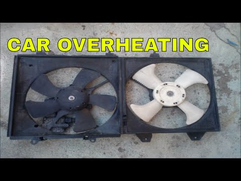 Top 5 Reasons Why Your Car Is Overheating