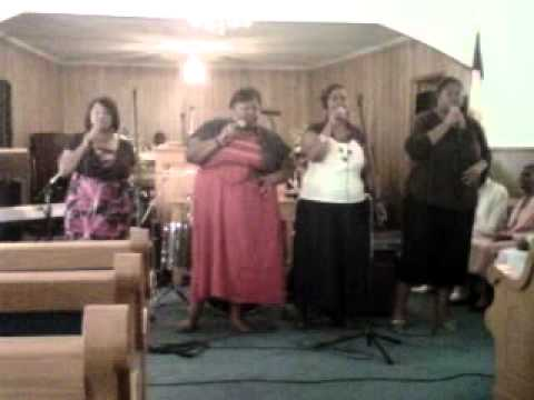 Anointed Voices of Harmony Blakely, GA
