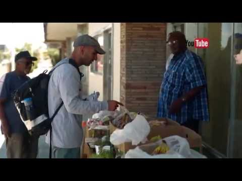 Neel Kashkari's Homeless Experience