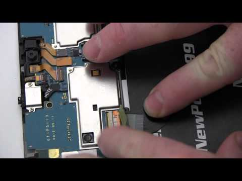 How To Replace Your Samsung GALAXY Tab 2 10.1 GT-P5113 Battery