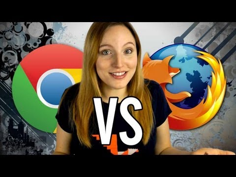 Google Chrome vs Mozilla Firefox - Best Internet Browser