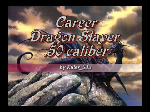 Career DragonSlayer .50cal Presentation and Chrony testing .... by Killer_533