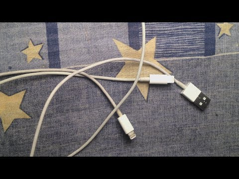 iPhone 5 usb cable fix
