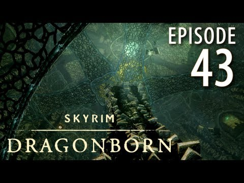 Skyrim: Dragonborn DLC in 1440p, Part 43: Back to Apocrypha to Find Miraak (Let's Play, PC, GTX680)