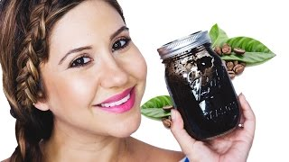 MAKE YOUR OWN COFFEE BODY SCRUB - GREAT CELLULITE TREATMENT