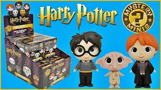 HARRY POTTER NEW MYSTERY MINIS Funko Vinyl Figures Blind Box Opening