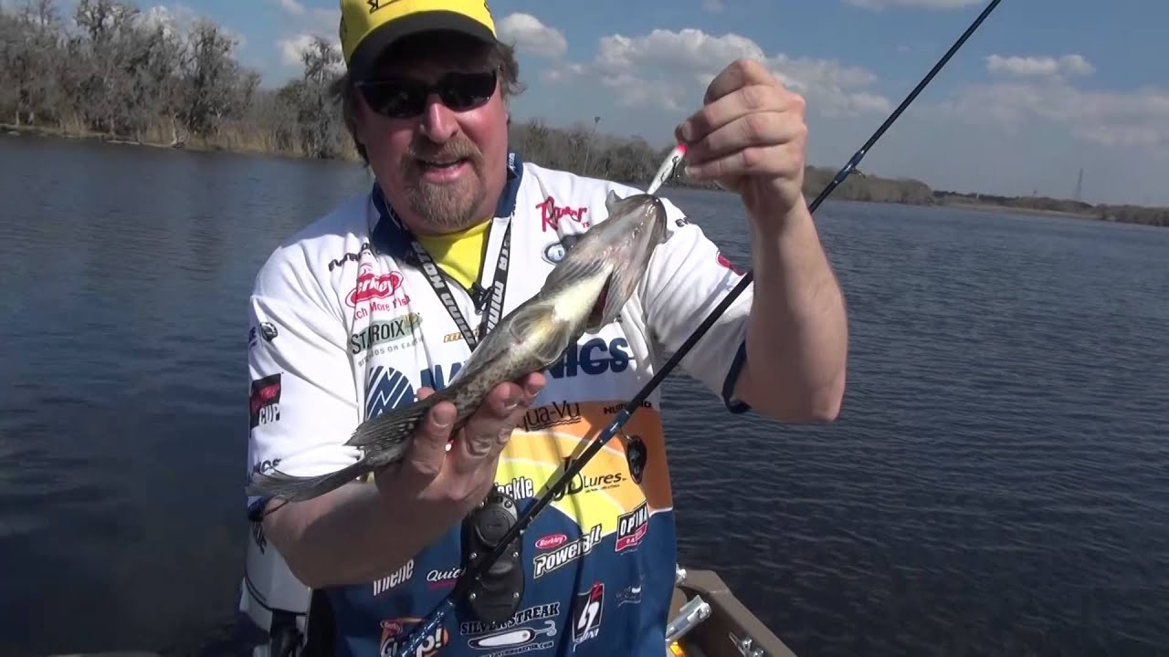 Crappie Fishing with Off Shore Tackle s OR12 Side Planer