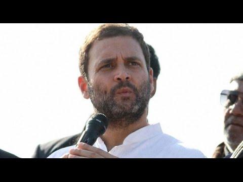 Rahul Gandhi Assures Justice to Dalit Victims