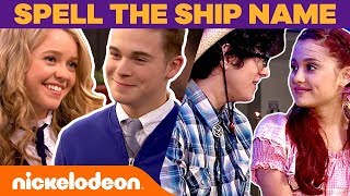 Spell These Nick Couple Ship Names! Ft. The Loud House & More! | #TBT
