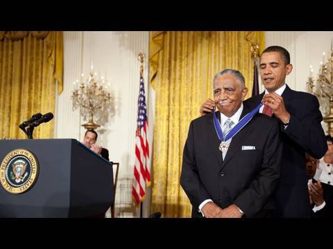 President Obama Honors Presidential Medal of Freedom Recipients