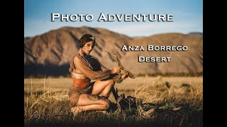 Photo Adventure in the Anza Borrego Desert Using Natural Light with the 70-200mm- Jason Lanier