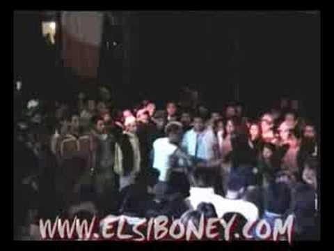 Sonido Siboney *Cumbia cienaguera en Xochimilco *25-06-2008