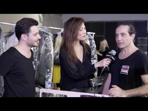 TONI&GUY   Hairstyle   Antonio Marras   Milan Fashion Week  Womenswear F:W 2015