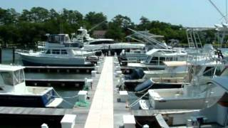 Spooners Creek Marina Boat Slips Morehead City North Carolina