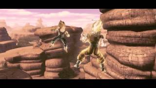 Dragonball Xenoverse   Majin Vegeta vs Goku The Fight That Was Always Meant To be!!
