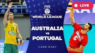 Австралия : Португалия