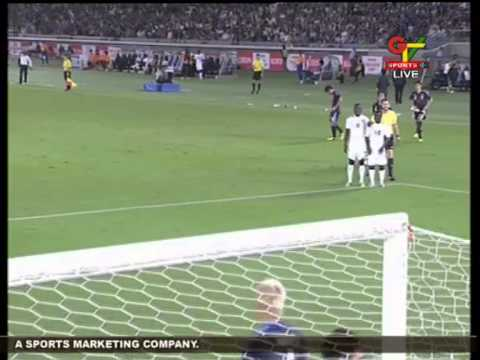 Sports | Japan 3-1 Ghana (Sept.10,2013) Full 2nd Half Action