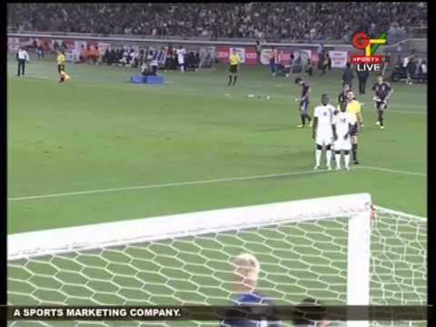 Sports | Japan 3-1 Ghana (Sept.10,2013) Full 2nd Half Action