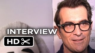 Mr. Peabody & Sherman NY Screening Interview - Ty Burrell (2014) - Animated Movie HD