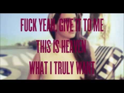 Lana Del Rey - Gods And Monsters (Lyrics) HD