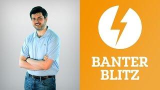 Banter Blitz with GM Peter Svidler