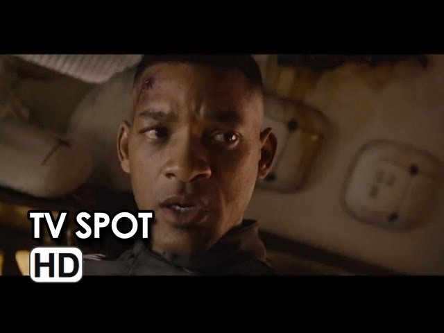 After Earth TV Spot - Will Smith, Jaden Smith