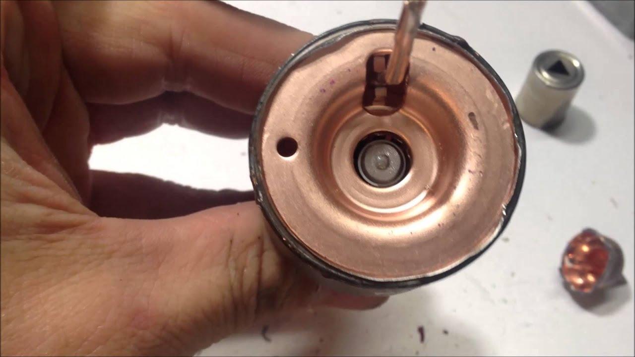 Колпачок магнетрона своими руками