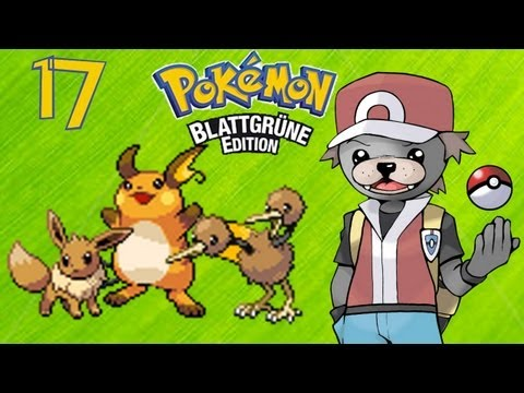 Let's Play Pokemon Blattgrün Part 17 - Sex Mit Tieren Ist Erlaubt? video