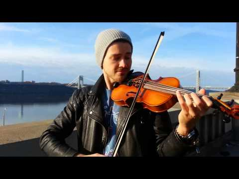 Katy Perry ROAR - Violin Cover by Filip Pogady