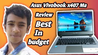 Best budget laptop review (asus vivobook x407ma)