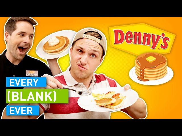Every Denny's Ever thumbnail