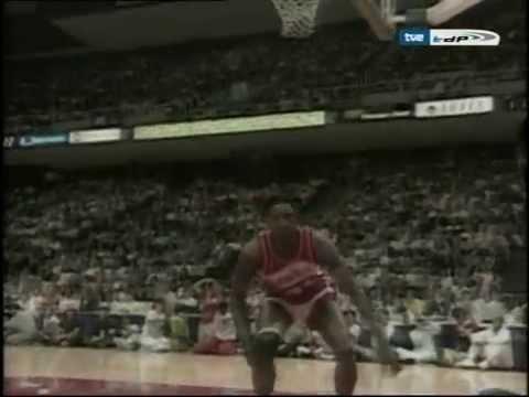 Dominique Wilkins:An NBA Legend that finally won a Championship