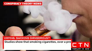 Vaping, Smoking Dangerous? kills half of consumers - addictive tobacco - nicotine - Health News