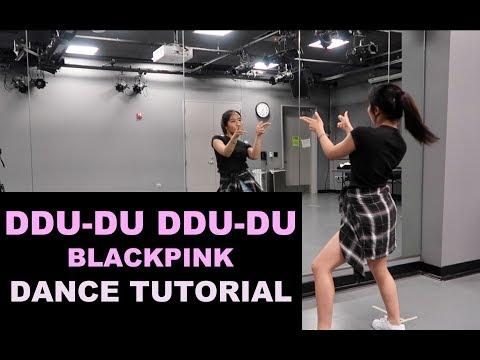 Download BLACKPINK - '뚜두뚜두 DDU-DU DDU-DU' Lisa Rhee Dance Tutorial Mp4 baru