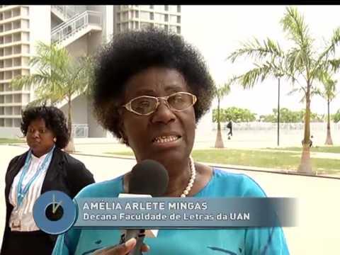 Angola realiza primeiro Congresso da Trienal das Humanidades em 2014 | TV Zimbo |