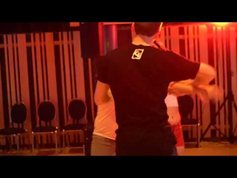 00277 Yvonne with Friends TBT @ CZC2016 ~ video by Zouk Soul