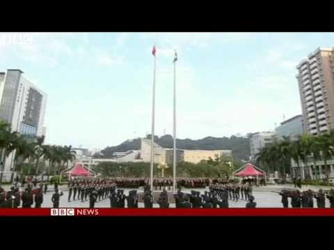 BBC News   Xi Jinping defends  one China  principle during Macau visit