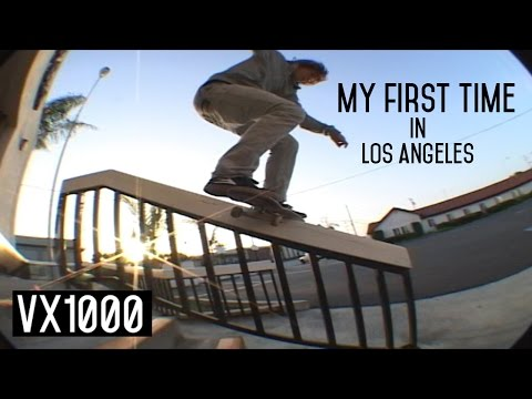 VX1000 MK1 Days #1 - My first time in Los Angeles 2011