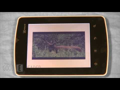 Kyobo Mirasol Color e-Reader Full Review